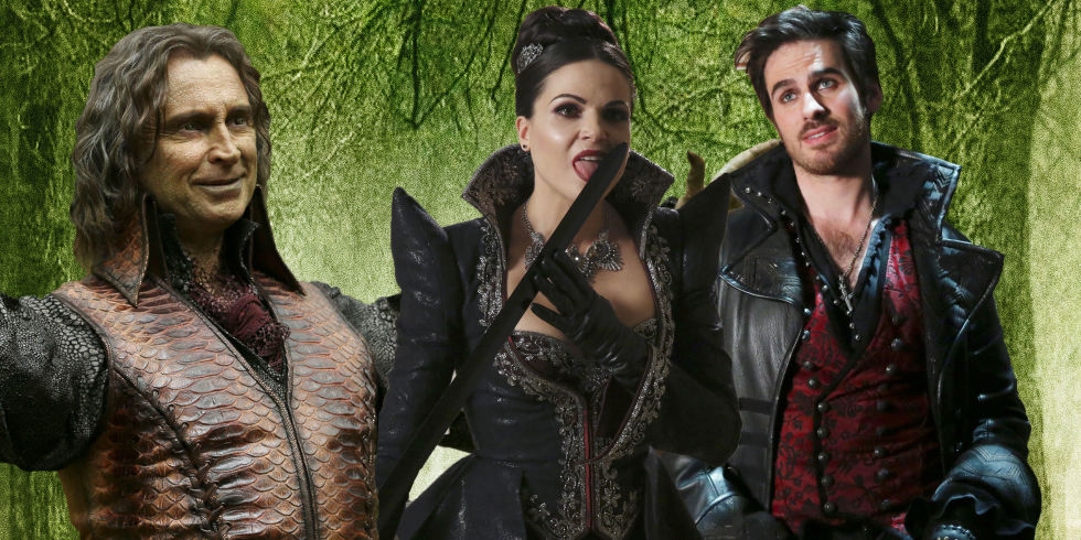 'Once Upon a Time' 100th Episode: Creators Reveal Show's Secrets |  Hollywood Reporter