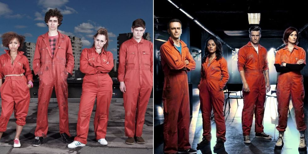 The cast of E4\'s Misfits – where are they now?