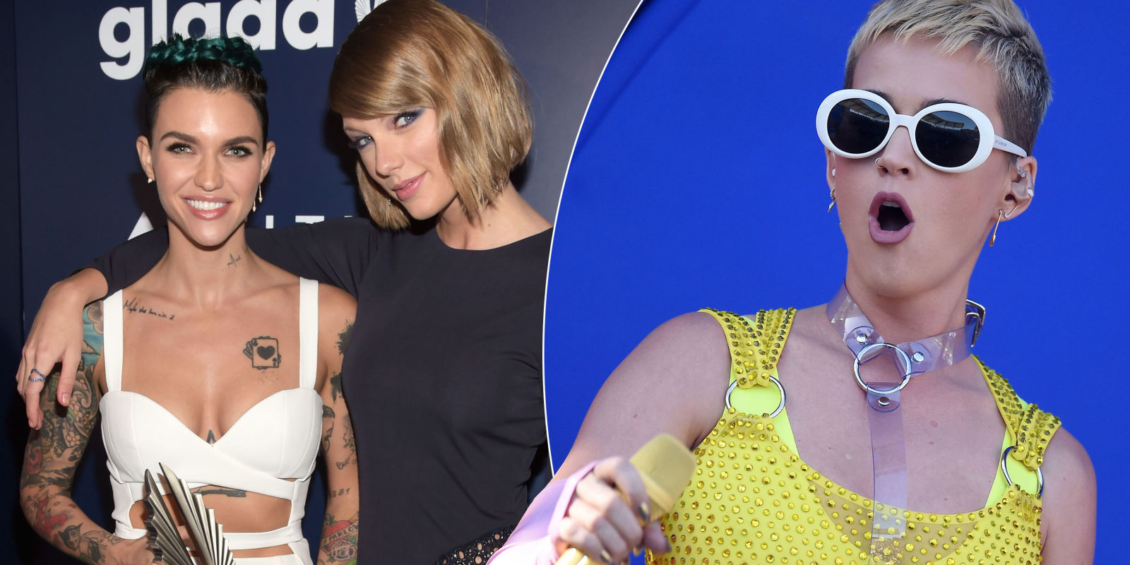 Ruby Rose backtracks on comments about Katy Perry song