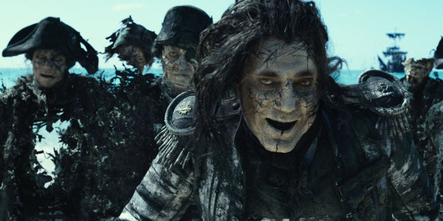 Pirates of the Caribbean 5 review: Salazar's Revenge, aka Dead Men Tell No Tales