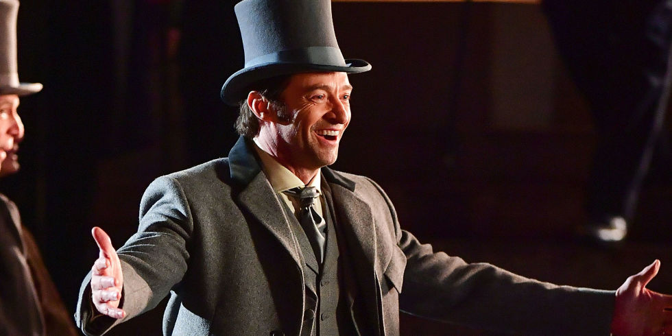 Hugh jackmans the greatest showman has now grossed more than la la hugh jackman first look at hugh jackman as pt barnum in the greatest showman stopboris Gallery