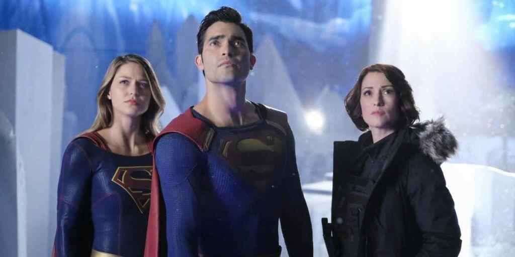 superman im tv