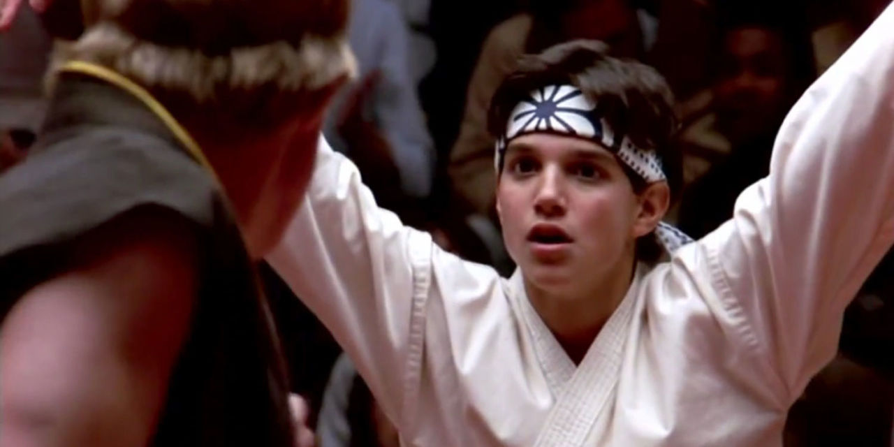 Daniel Son Karate Kid Gif
