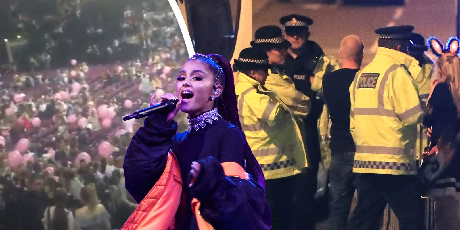 Ariana Grande vows to return to Manchester after attack