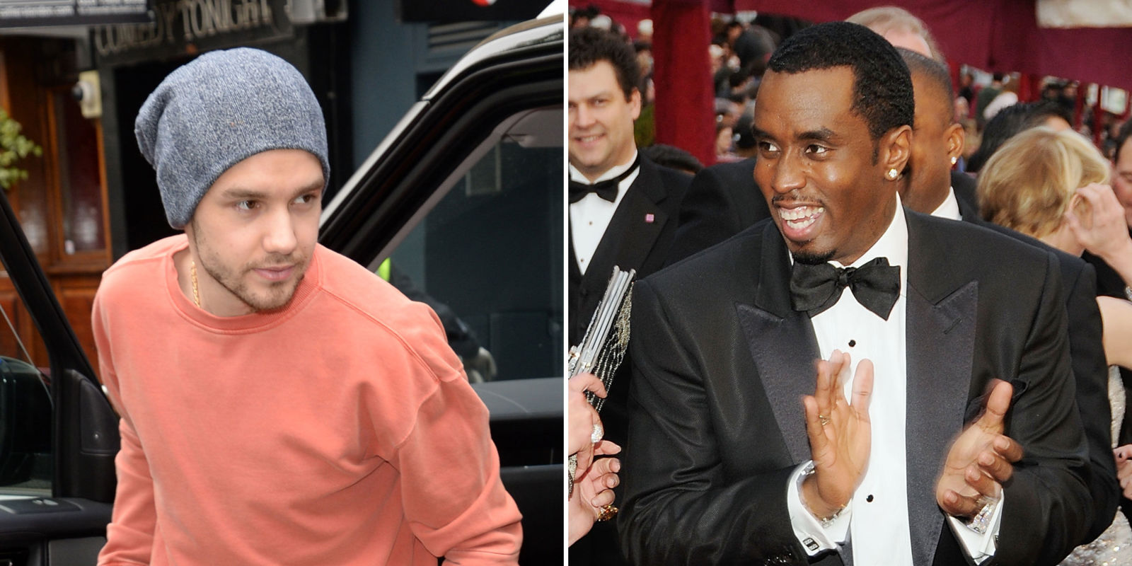 P Diddy laughed in Liam Payne's face when he met him