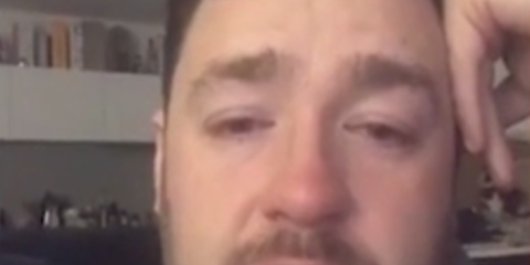 Jason Manford breaks down over Manchester attack on FB