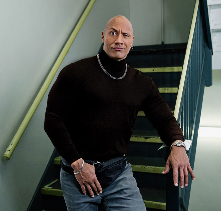 Dwayne The Rock Johnson Young