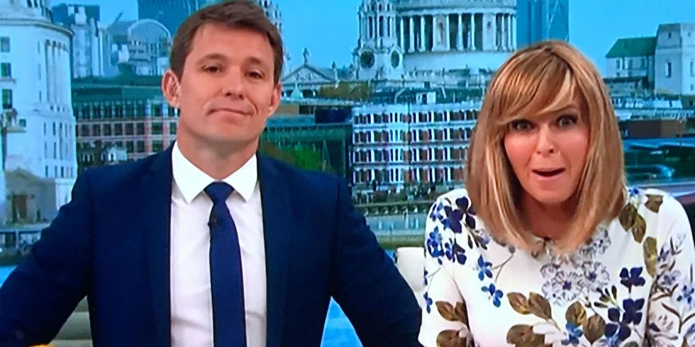 Good Morning Britain, Ben Shephard, Kate Garraway