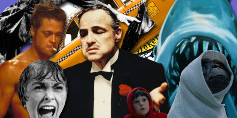 The 50 greatest movies of all time –according to statistics