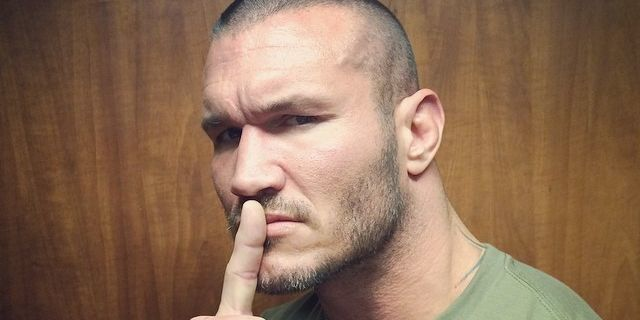 Wwe S Randy Orton Rko D His Own Stepson During Sweet