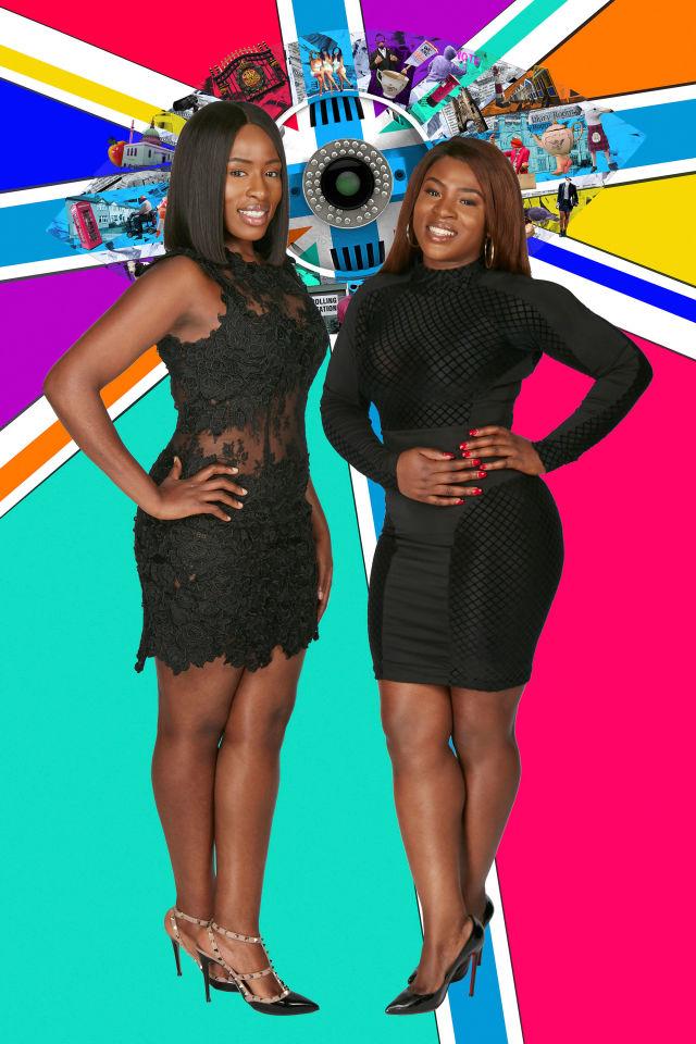 Big Brother - Hannah and Deborah
