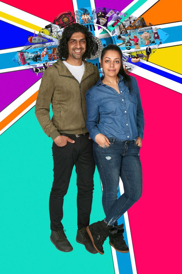 Big Brother - Sukhivinder and Imran