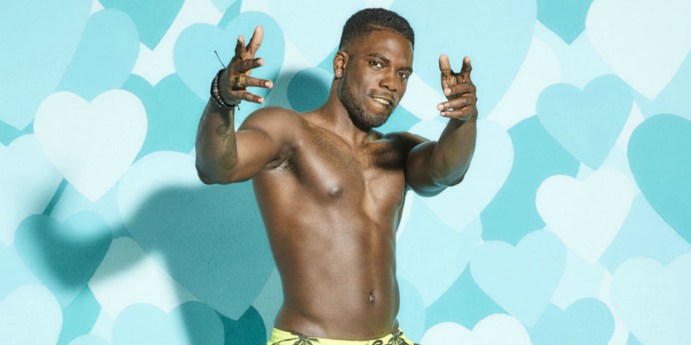 Marcel Somerville On Love Island