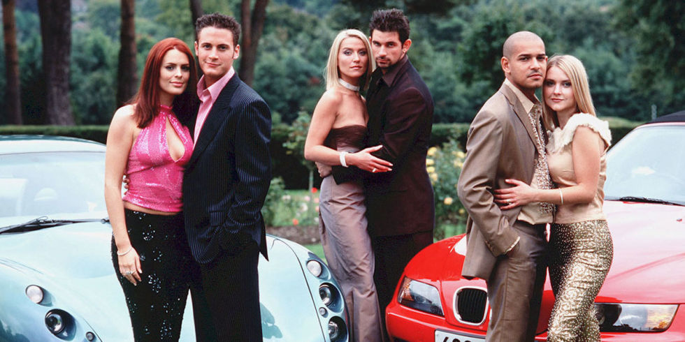 footballers wives cast - Black Christmas 2006 Cast