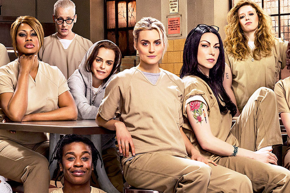 Based on Piper Kerman's memoir, Orange is the New Black: My Year in a Women's Prison, which detailed her experiences at FCI Danbury, a minimum-security federal prison, OITNB is gruelling, hilarious, touching and – significantly – one of the first shows to give voices to women traditionally marginalised for their sexuality, colour or gender.