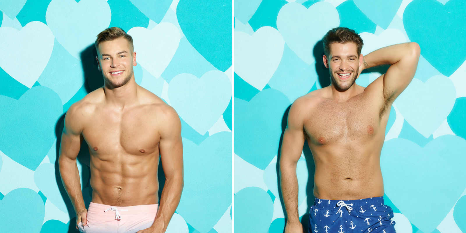 Love Island 2017 Adds Two New Boys Into The Mix With Chris And Jonny
