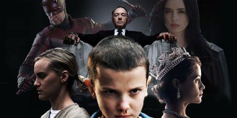 All of Netflix's original series, ranked