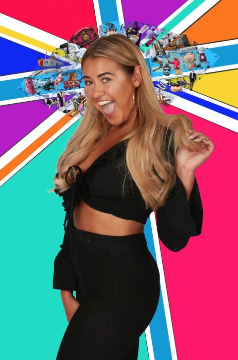 """Age: 23 Give me the basics: You may have previously seen this party girl in Ibiza Weekender as a holiday rep. Why is she going into the house? """"I have always wanted to do it and be able to say I have lived in the Big Brother house. Not many people have been given that chance."""" What should I know? This Yorkshire lass is admittedly a """"drama queen who's quick to argue""""."""
