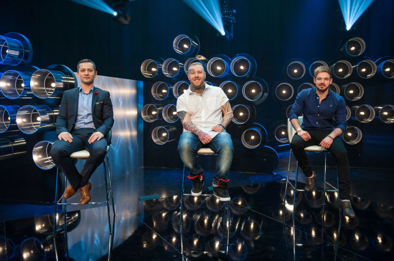 Ireland Blind Dating Show Contestants Needed Me Rihanna