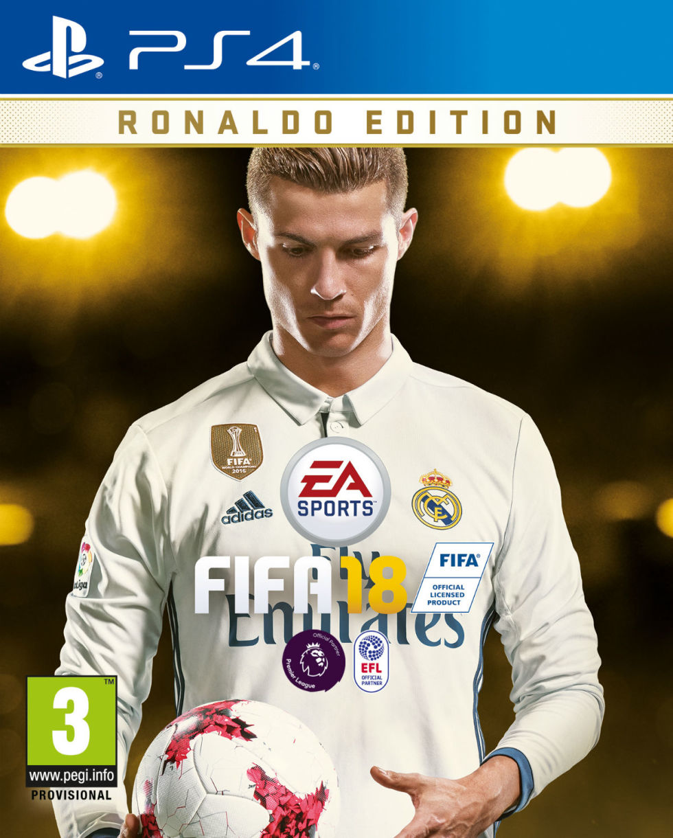 Ps Ronaldo Edition Of Eas Fifa