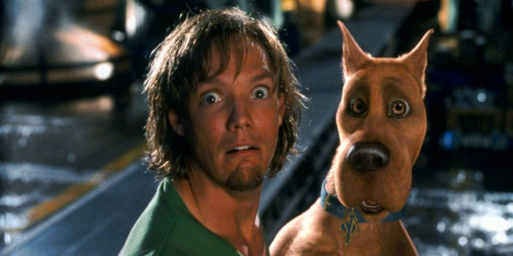 Guardians 2 director james gunn made adults only scooby - Scoobidou film ...
