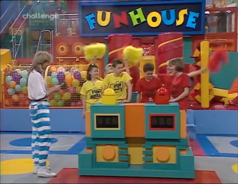Image result for fun house