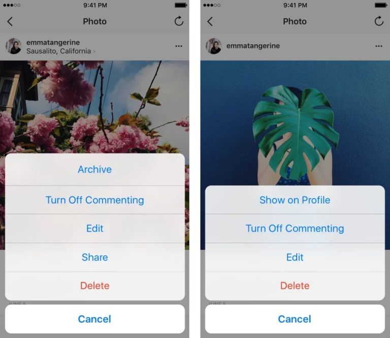 Heres how to hide a photo on instagram without deleting it forever instagrams new archive feature ccuart Images
