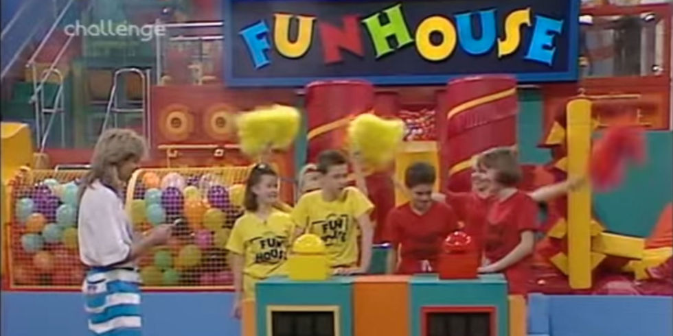 Pat Sharp Backs A Crowdfunding Campaign To Bring Back Fun House As A Live  Attraction