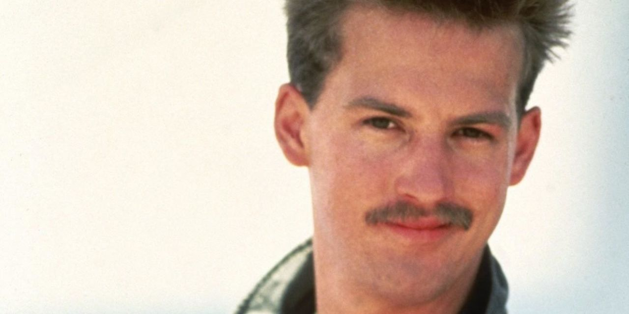 Anthony Edwards Top Guns Anthony Edwards Rallies Twitter For Ghost Goose Sequel