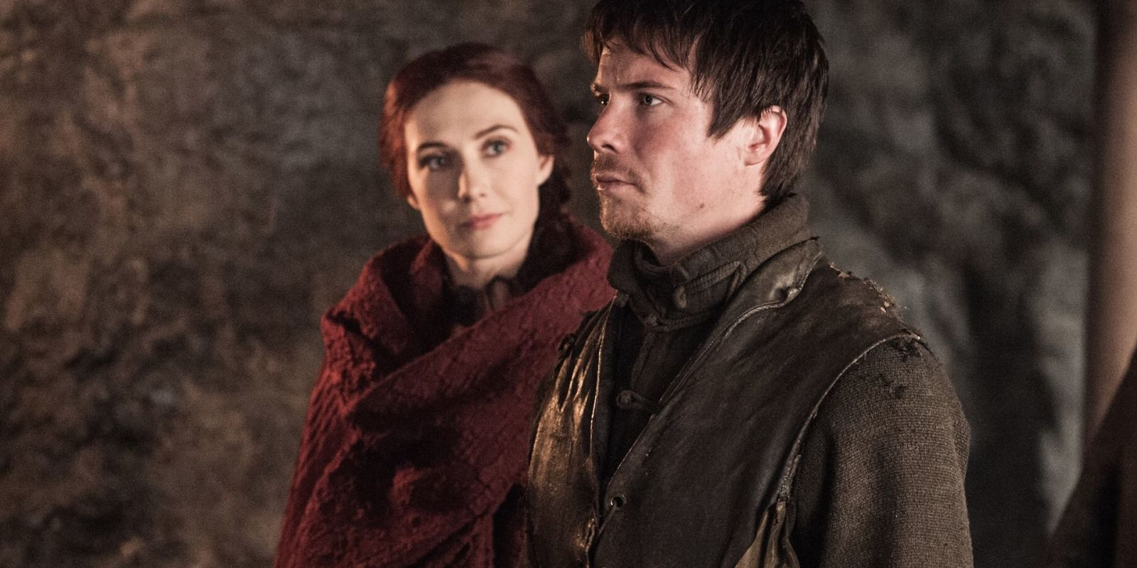 Image result for melisandre and gendry