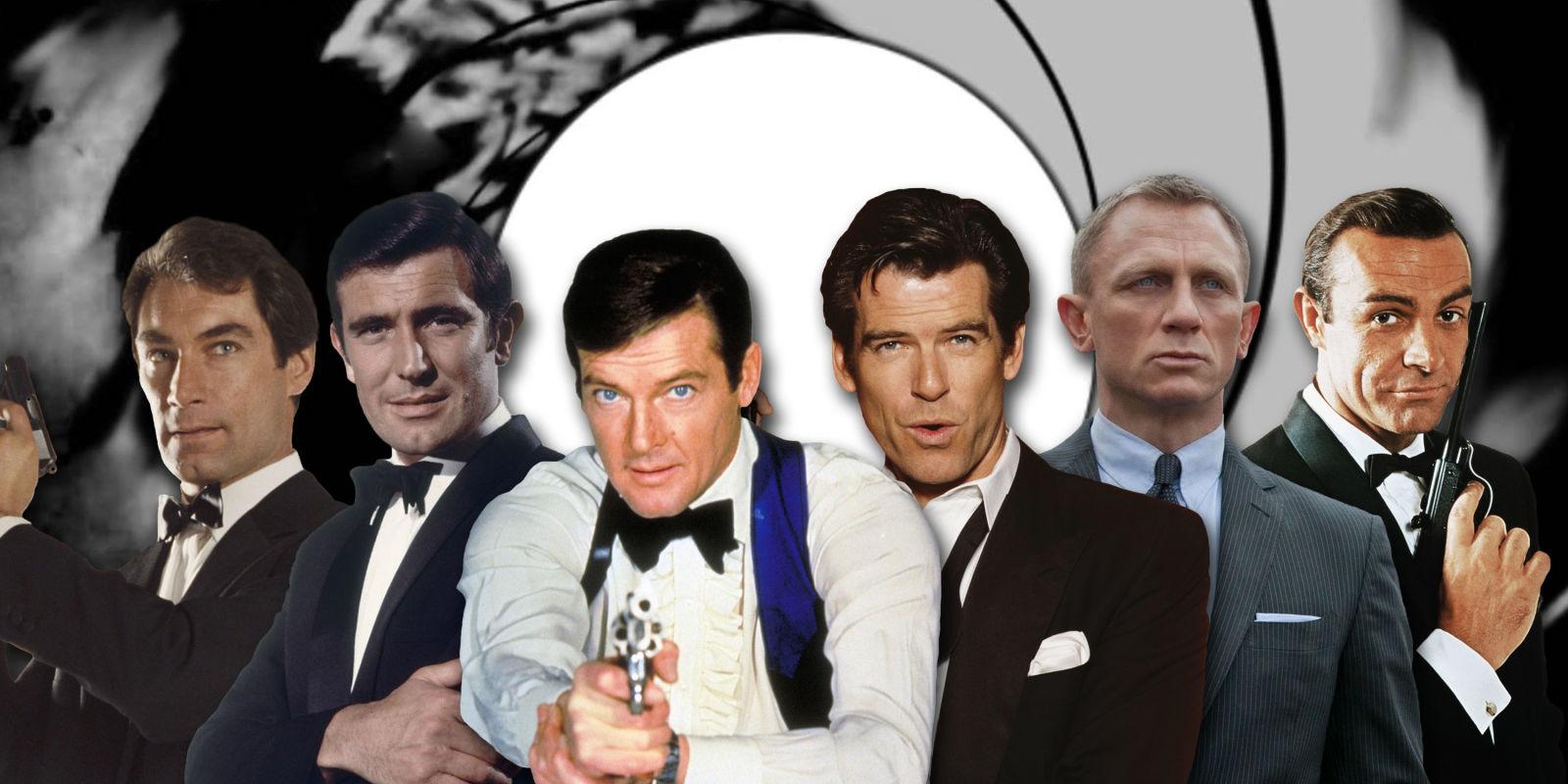 james bond actors ranked who wore the tux best