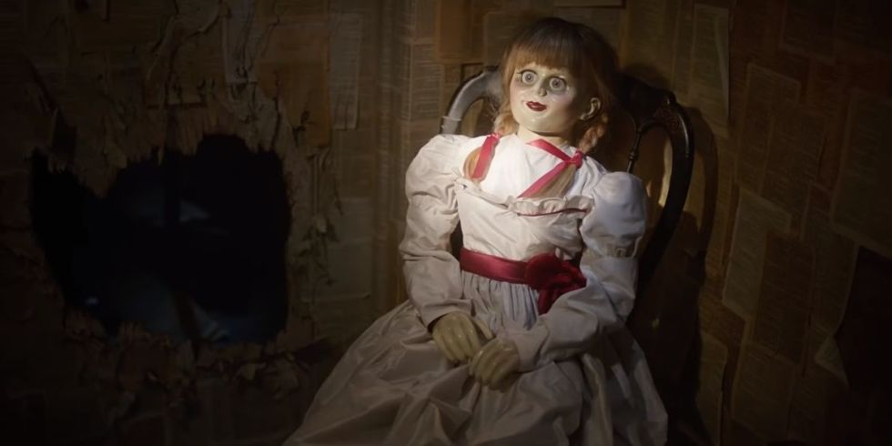 Image result for annabelle the creation
