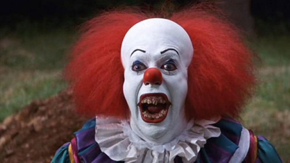 the scariest screen clowns ever created ranked