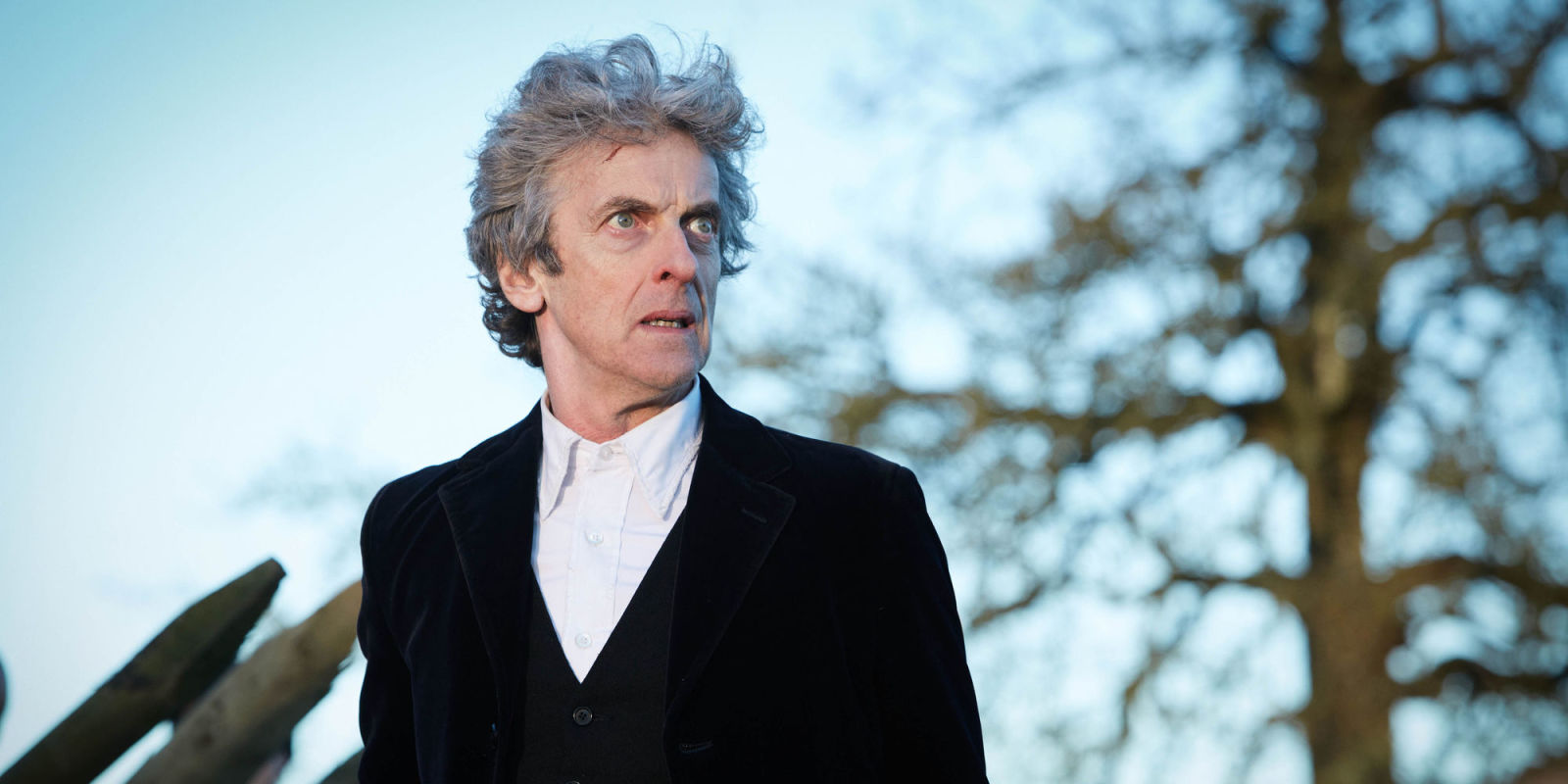 Peter Capaldi will be saying \