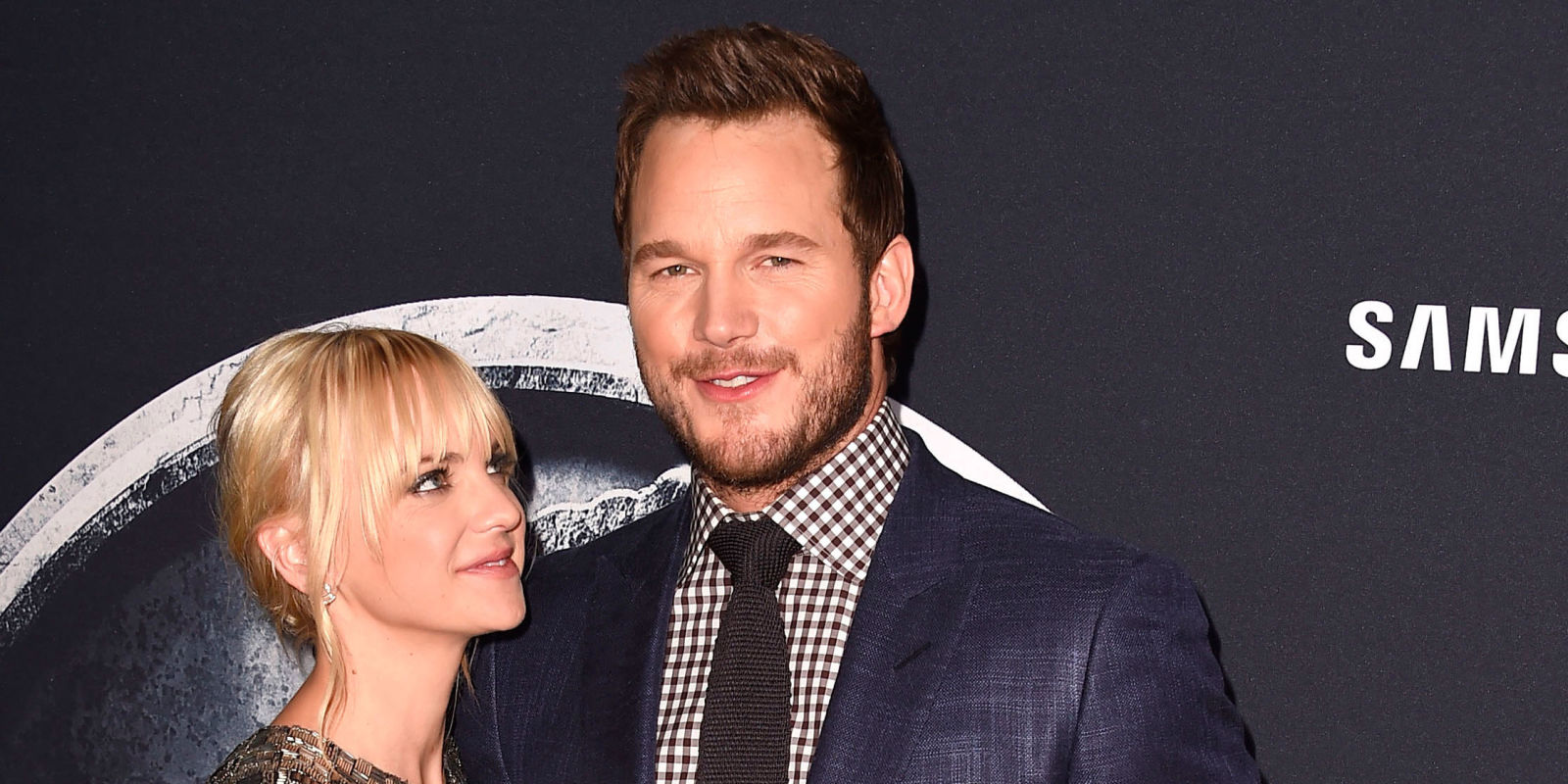 Anna Faris breaks silence over Chris Pratt split