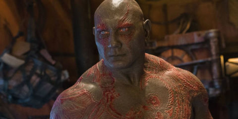 Guardians of the Galaxy's Dave Bautista launches sweary rant at Disney