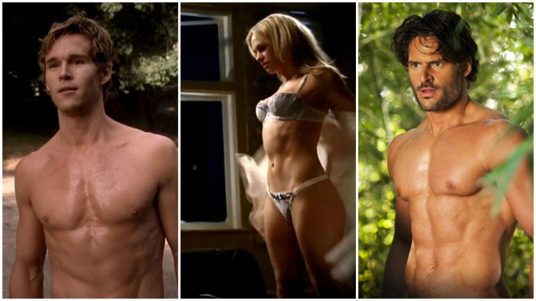 Ripped Tv Characters Actors Who Are Far Too Buff For Their Roles