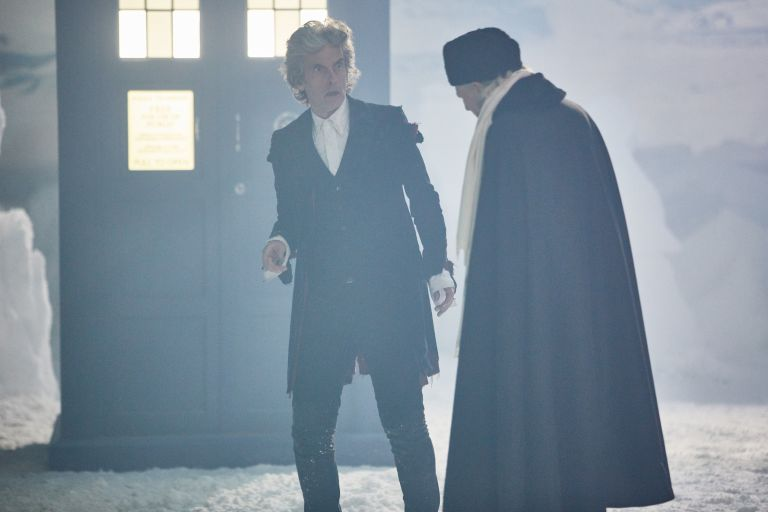Steven Moffat reveals how Doctor Who's Christmas specials almost ...