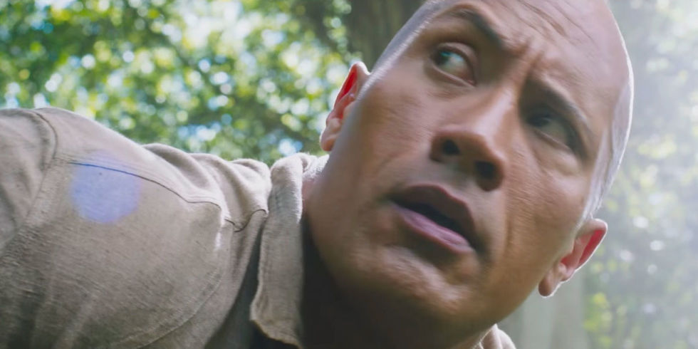 The Rock Does Not Appreciate Being Told He Runs Like Tom Cruise
