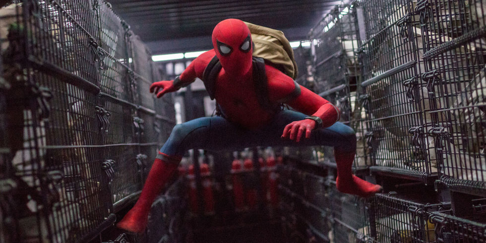 spider-man homecoming tom holland & Spider-Man: Homecoming review: Itu0027s a triumph