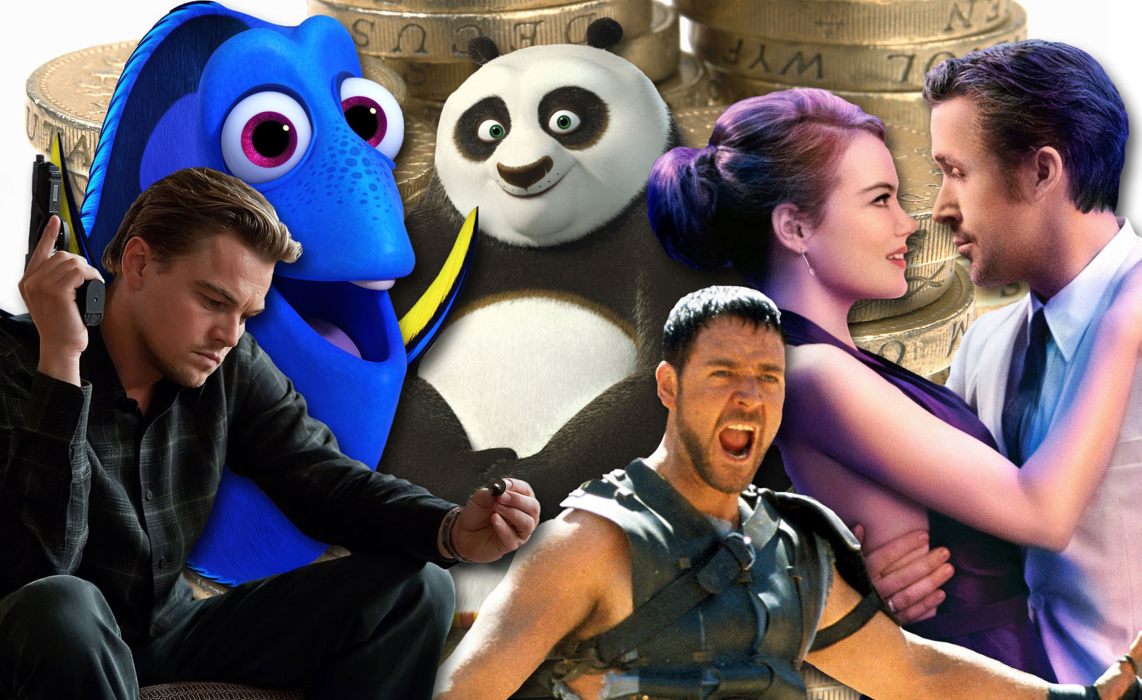 Highest-grossing original movies – most successful films that aren\'t ...