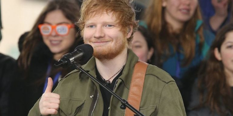 Ed Sheeran says he HASN'T quit Twitter to escape trolls
