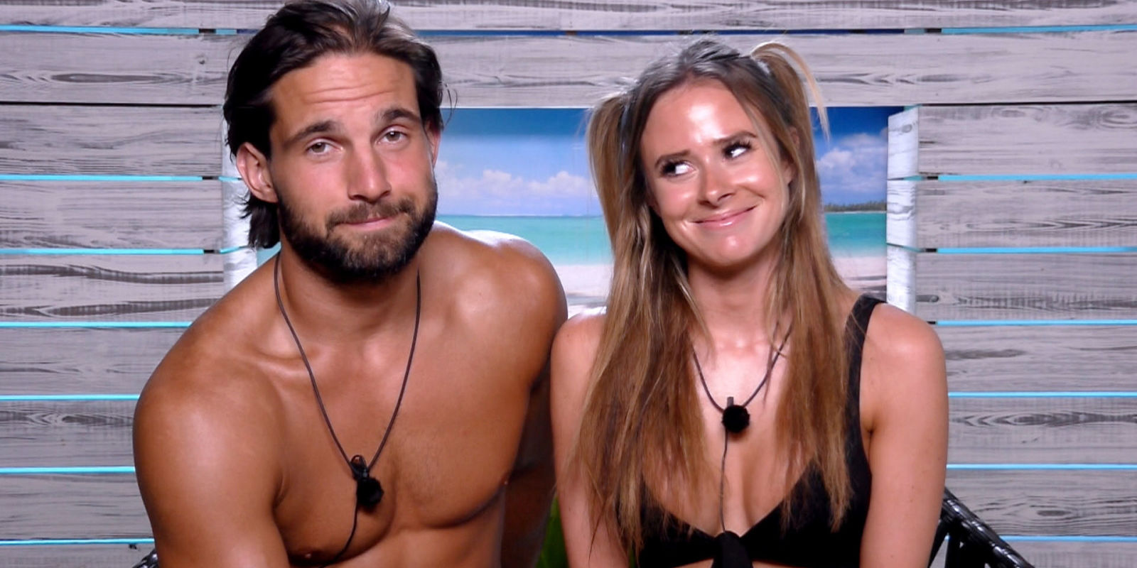 Are Love Islands Camilla Thurlow and Jamie Jewitt on the rocks