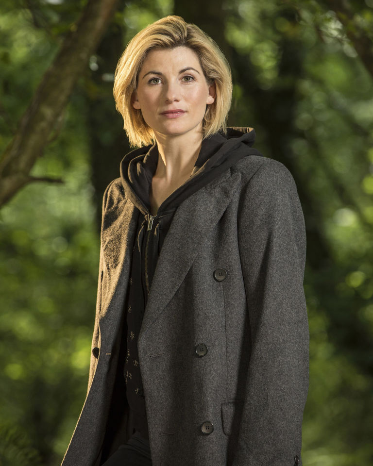Jodie Whittaker is the first female Doctor Who and will replace ...