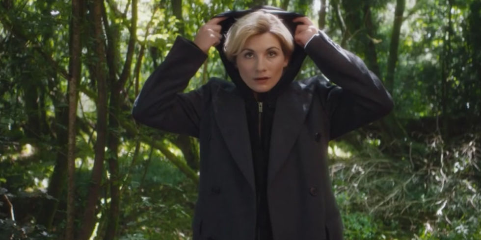 Jodie Whittaker Is The First Female Doctor Who And Will Replace