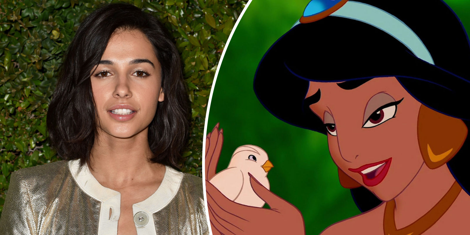 Disney criticised for casting non arab actress naomi scott for Aladdin indian cuisine