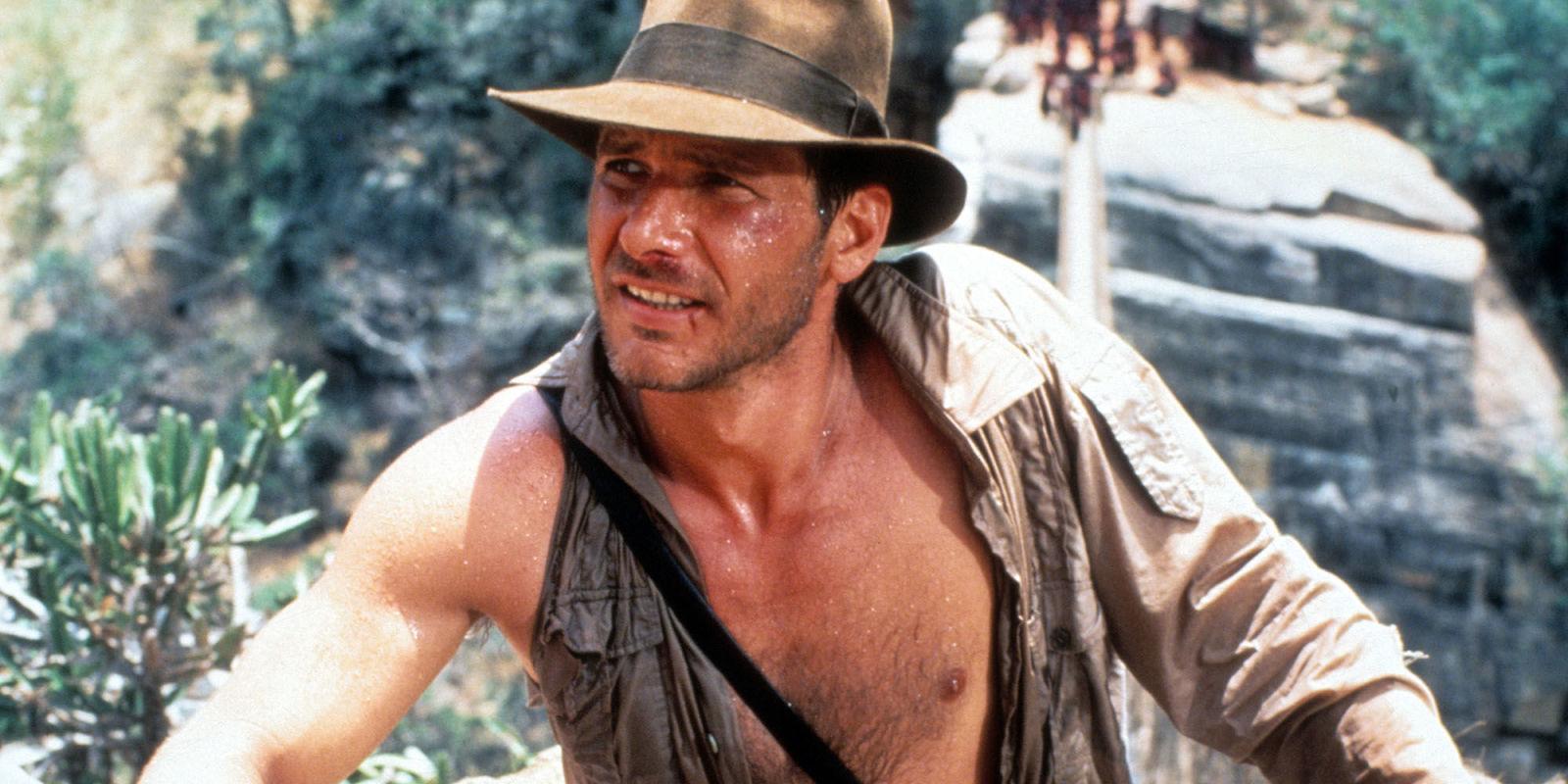 Indiana jones movie actors