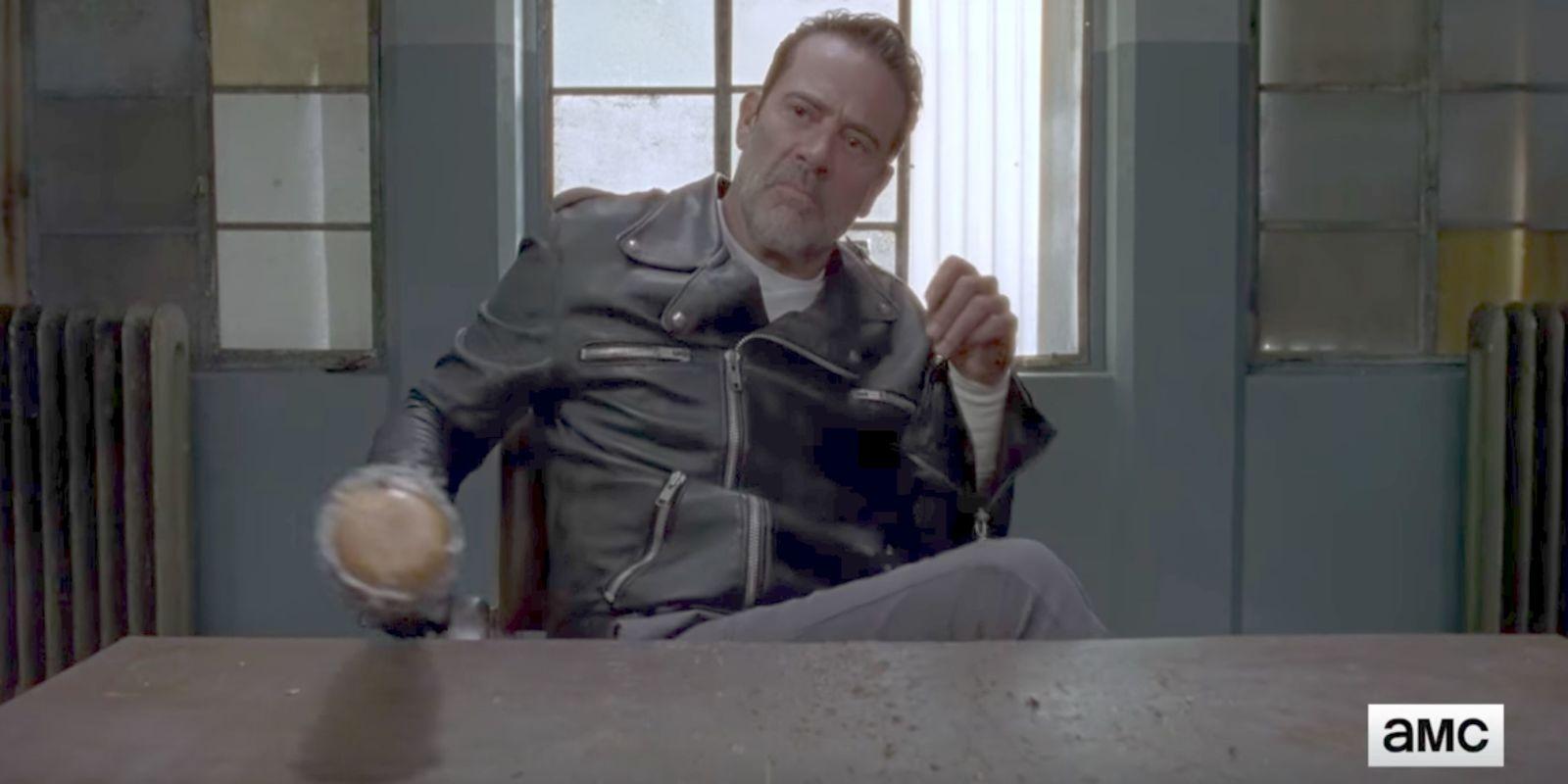 the walking dead season 8 trailer reveals a massive twist. Black Bedroom Furniture Sets. Home Design Ideas