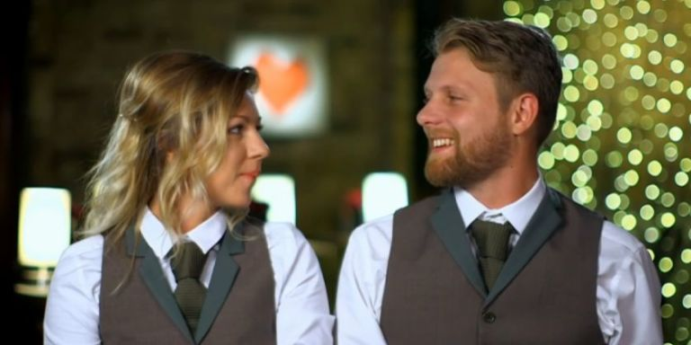 First Dates Sam and CiCi