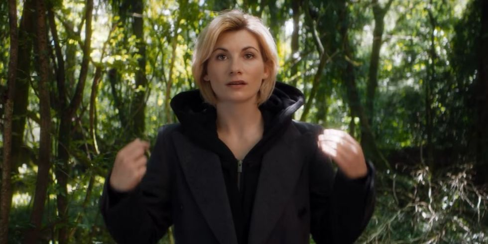 Doctor Who series 11 with Jodie Whittaker will 'launch in late 2018'
